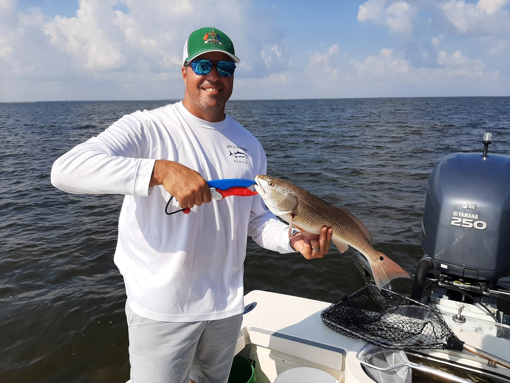 tampa bay fishing captain kevin little